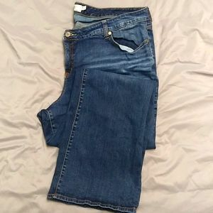 NWOT Torrid Relaxed Boot (Bootcut) Jeans 24R